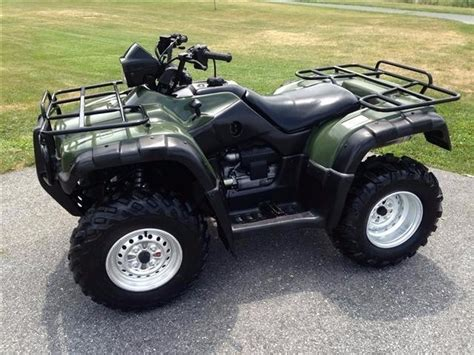 Honda Foreman 500 For Sale by Honda Rubicon 500 4x4 Motorcycles For Sale