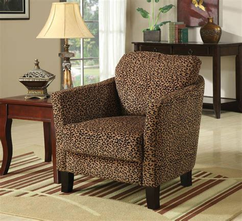 Leopard Print Accent Chair Leopard Print Accent Chair For Room Taste The Clayton Design