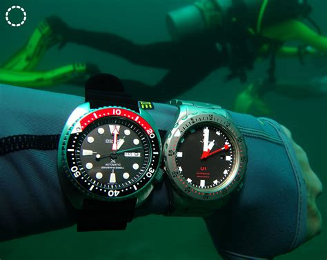 rolex dive real world test diving with the rolex submariner u1