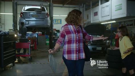 liberty mutual mobile estimate tv commercial quick  easy ispottv