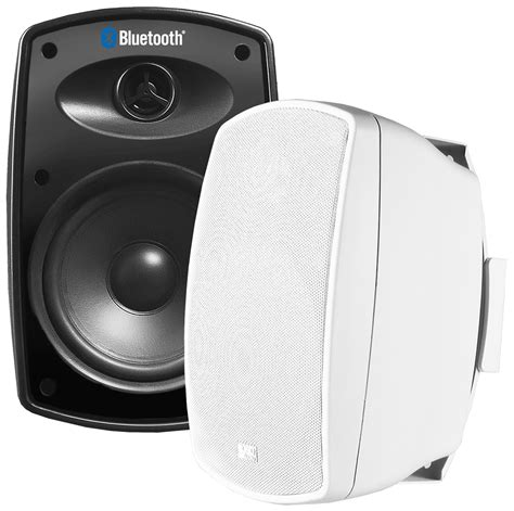 Btp650 Wireless 6 5 Quot Bluetooth 2 Way Outdoor Patio Speaker Wireless Speakers For Patio