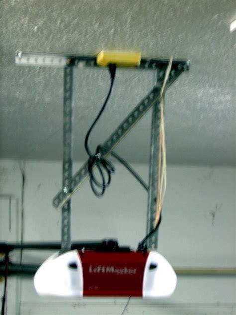 Garage Door Hanging Brackets Beautiful Garage Door Opener Mounting Bracket 7 Ceiling Brackets For Garage Door Opener