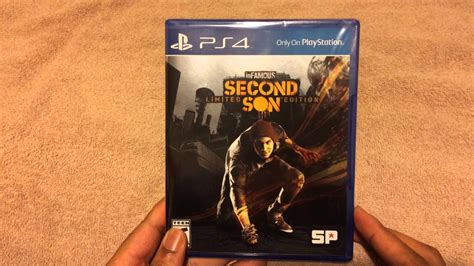 Ps4 Infamous Second Ps4 Infamous Second Unboxing Giveaway
