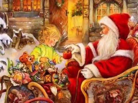 frohe weihnachten  merry christmas santa claus youtube