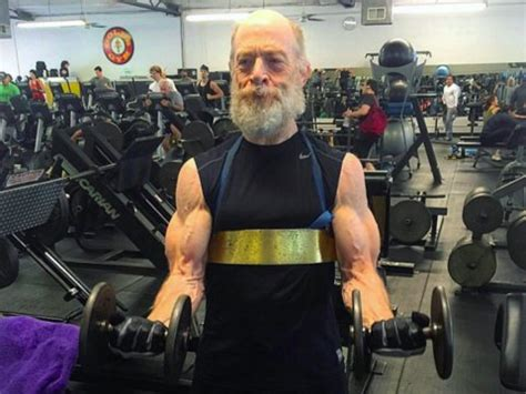 j.k. simmons explains how he looks in his workout photos