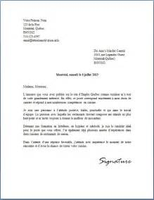 lettre de motivation cuisinier lettre de motivation