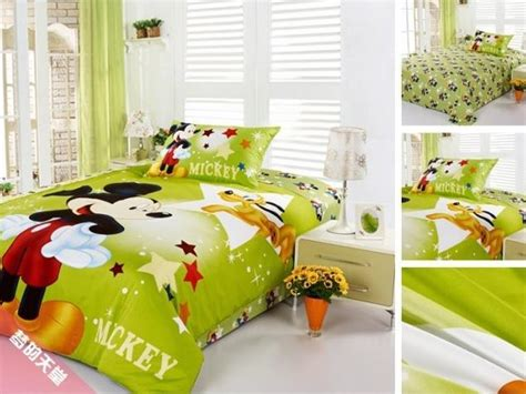 mickey mouse bedding twin shop popular mickey mouse twin bed sheets from china aliexpress