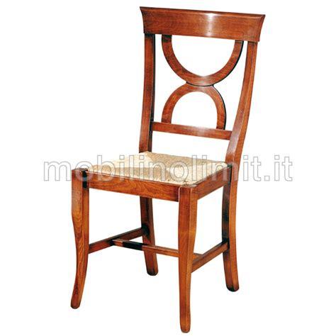 sedie con seduta in paglia sedia grezza clessidra con seduta in paglia