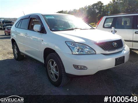 used toyota harrier picture image used toyota harrier from japan car exporter 1000548