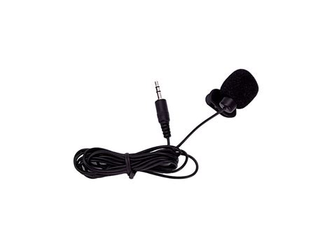 Free Clip On Mini Microphonestraight Microphonemic Mini free clip on mini lapel microphone 0 14 quot cm031 buy at lowest prices