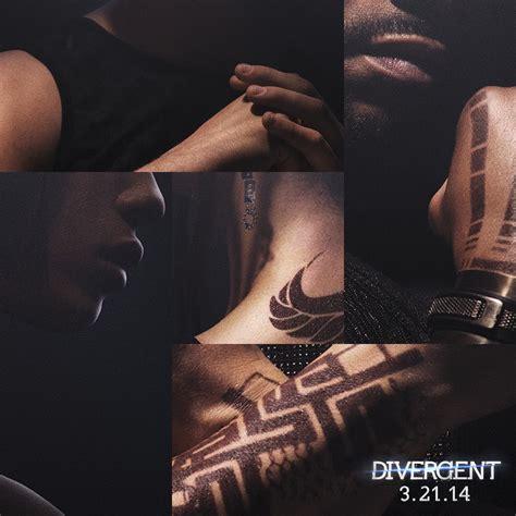 four divergent tattoo four divergent tattoos quotes quotesgram