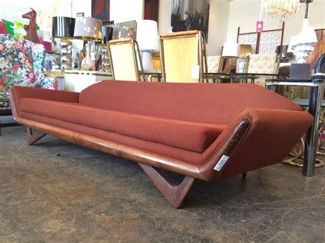 adrian pearsall gondola sofa gondola sofa by adrian pearsall image 3