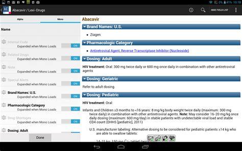 lexicomp apk lexicomp apk android apps