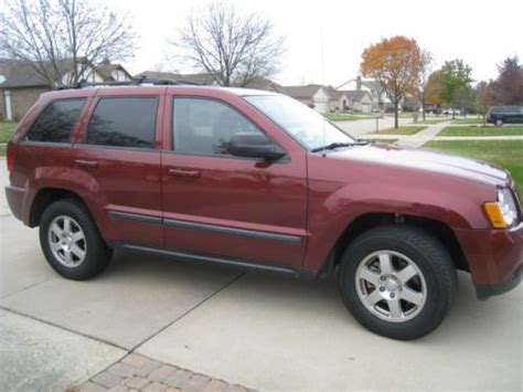 2009 Jeep Grand Laredo Owners Manual Find Used 2009 Jeep Grand Laredo 4 X 4 In