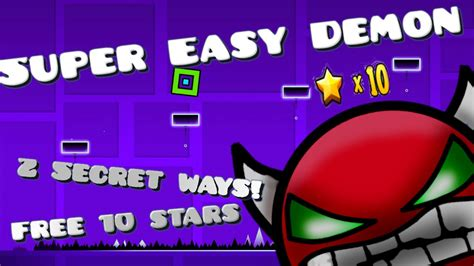 The Easy Way To Be A Dashing 2 by Geometry Dash 2 0 Easiest 2 Secret Ways 10