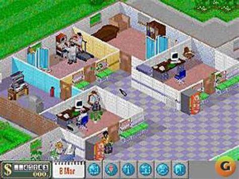 theme hospital free download for windows 10 لعبة theme hospital سيم هوسبتل ابنى وشغل المستشفى و ساعد