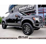 Ford Raptor With 22in BMF Novakane Wheels Exclusively From