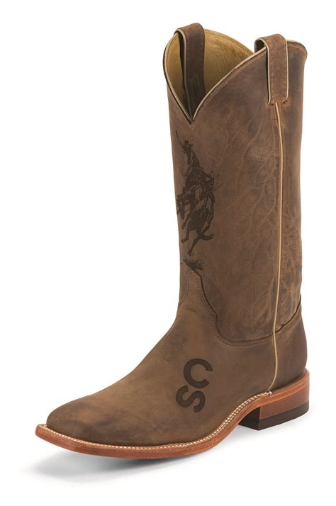 justin boots justin boots celebrates the centennial camo