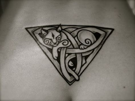 celtic cat tattoo designs 17 best images about celtic on celtic knot
