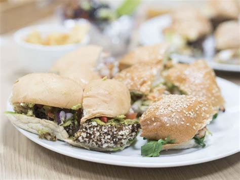Handmade Burger Kitchen - festive food and drink with queensgate peterborough