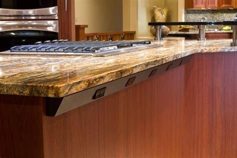 kitchen island power strip angle power strip