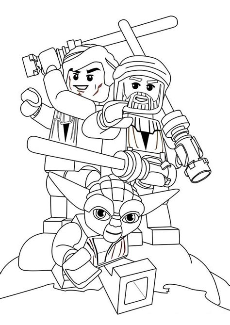 lego star wars coloring pages free lego star wars