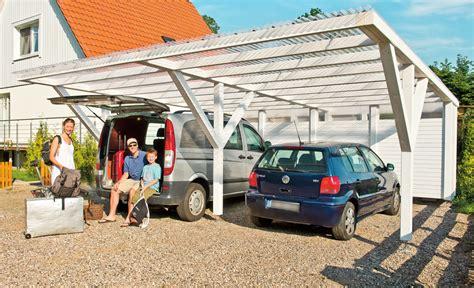 autounterstand bauen gartenh 228 user carport selbst de
