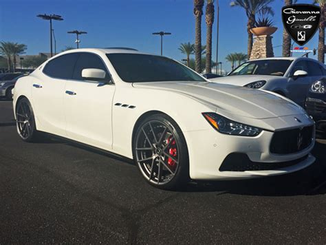maserati ghibli grey black rims concave rims for maserati giovanna luxury wheels