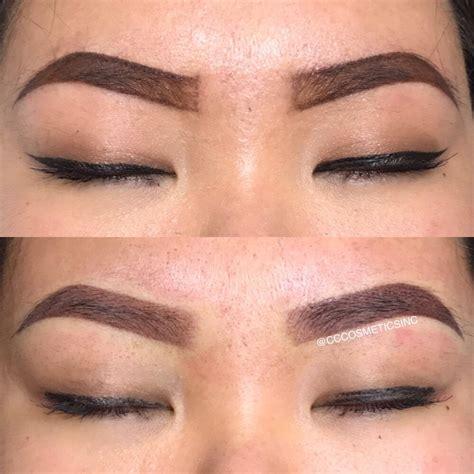 tattoo eyebrows san jose ca ombr 233 powder brows yelp