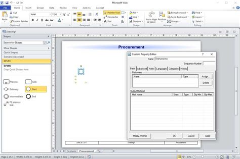 Bpmn Modeler For Visio