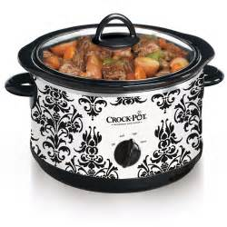 crock pot cooker settings crock pot 174 manual cooker with damask pattern at crock