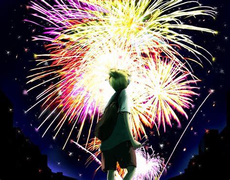 anime fireworks indonesia flower vocaloid image 787621 zerochan anime