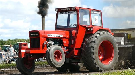 volvo tractor volvo bm 800 quot team mammut quot tractor pulling jerslev