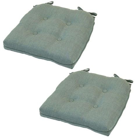outdoor seat cushions hton bay sarong floral tufted outdoor seat cushion 2