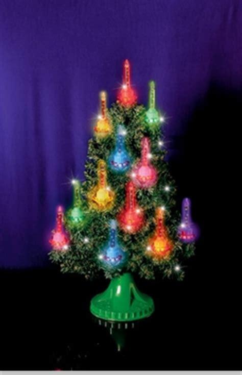 christopher radko halloween bubble lights christopher radko shiny brite 12 light bubble brite tree