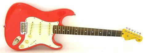 Gitar Fender Stratocaster 110 lot 110 squier by fender simon neil biffy clyro signature stratocaster electric guitar