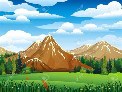 clipart montagna mountain background clipart clipartxtras