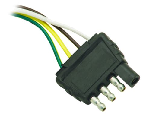 4 prong trailer wiring harness get free image about