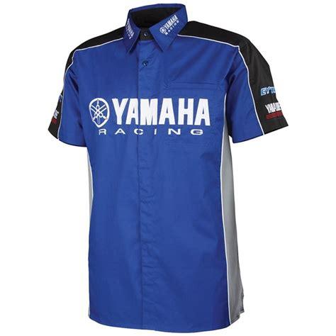 Poloshirt Yamaha 1 yamaha racing button pit shirt highlands yamaha