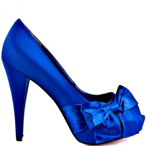 Wedding Shoes Something Blue by Make Your Something Blue Something Meaningful
