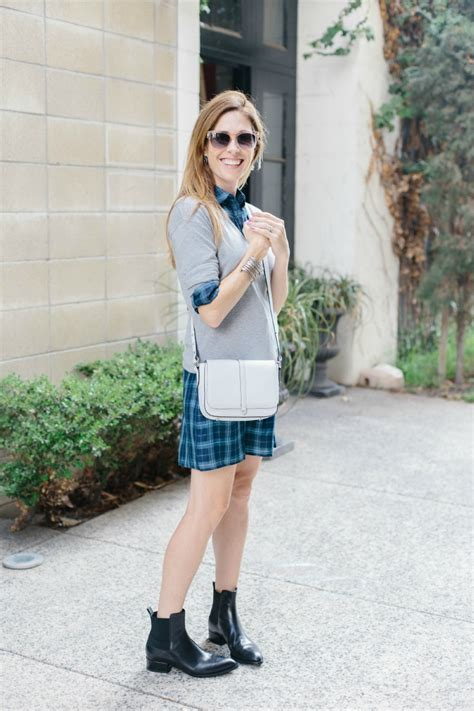 how to style a shirt dress 3 ways in the find
