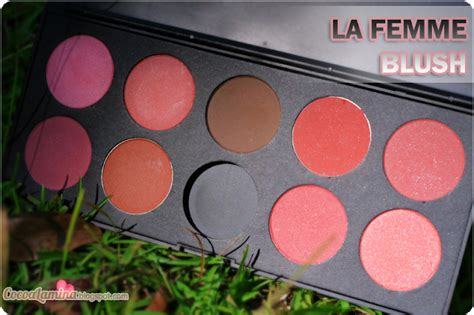 La Brick Blush Original makeup la femme blush cocoa lamina