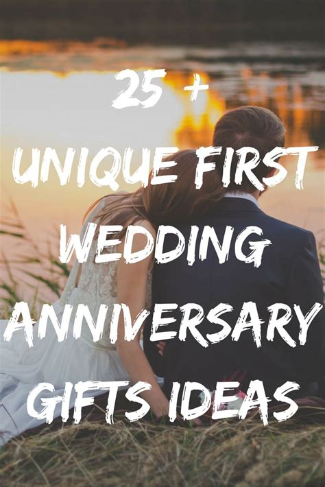 st wedding anniversary gifts ideas  unique paper