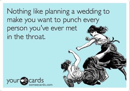 Planning A Wedding Meme - do people really get this wrapped up in the details you