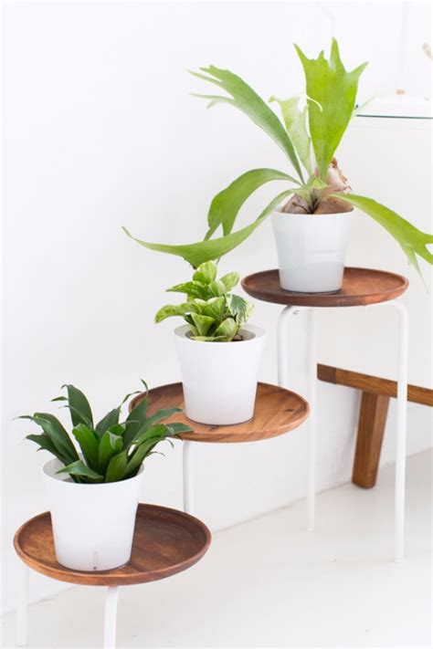 ikea plant stand hack 75 more ikea hacks that will blow you away diy joy