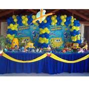 Pics Photos  Spongebob Party Theme Decoration