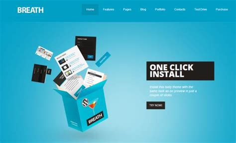 Wordpress Splash Page Themes Kuvazu Com Splash Page Template