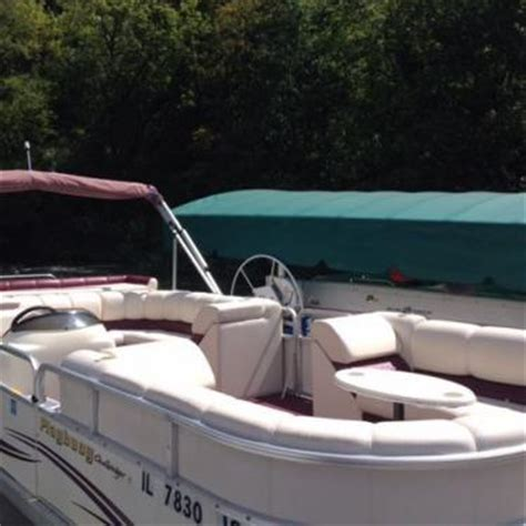 playbuoy pontoon boat accessories playbuoy challenger 2223 2003 for sale for 9 500 boats