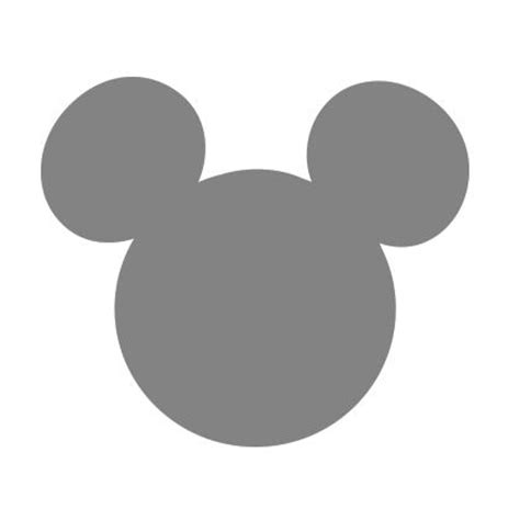 mickey mouse template free mickey mouse template disney family