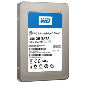 wd delivers first siliconedge ssd for consumers